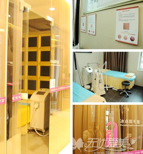 广州博仕整形美容医院激光室