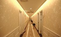 长沙华美整形医院手术治疗区走廊