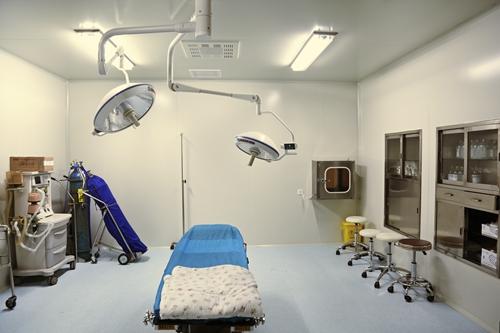 长沙华韩华美整形医院手术室
