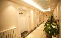 北京紫洁俪方整形医院走廊
