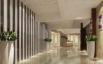 醴陵华美整形医院走廊