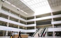 肇庆第一人民医院门诊大厅
