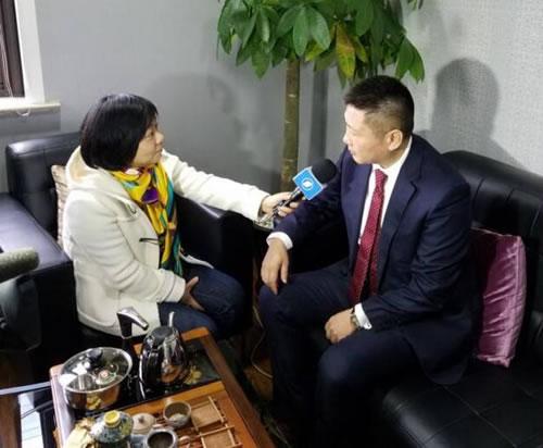 第一财经专访董事长李滨先生