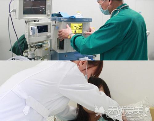 麻醉痛症管理系统以及护士护理