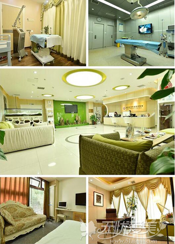 北京东方和谐整形医院环境