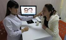 广州健丽整形医院咨询室