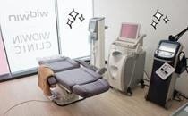 韩国widwin皮肤科激光室