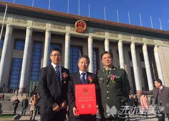 上海九院李青峰教授课题组项目获2016年国家科技进步奖二等奖
