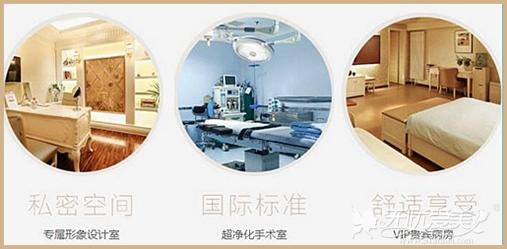 运城臻美医学整形美容医院环境