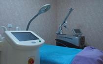 三明欧菲整形医院激光美肤室