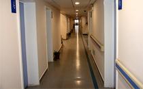 菏泽爱尔眼科医院走廊