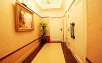 南宁农霖整形医院走廊