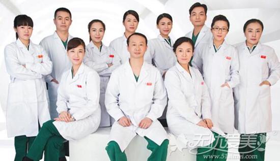 佛山苏李秀英美容整形医院专家团