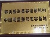 中国明星整形美容基地