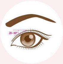 石家庄美莱韩式双眼皮术前设计