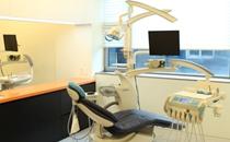 韩国优露牙科医院诊疗室