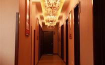 北京美玉颜整形医院走廊