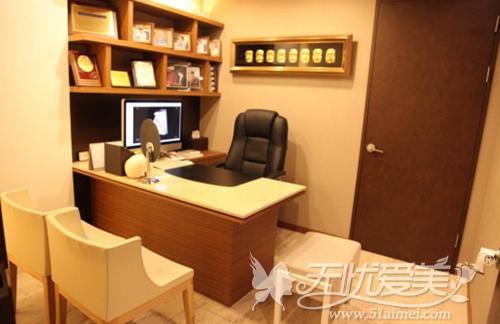 韩国博朗温整形外科商谈室