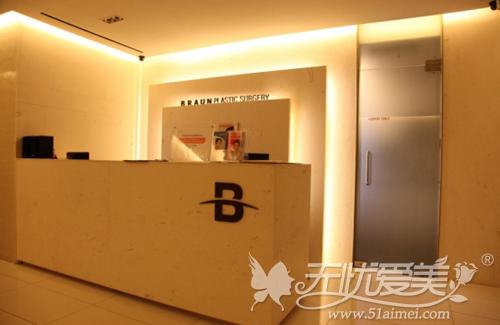 韩国博朗温整形外科5楼