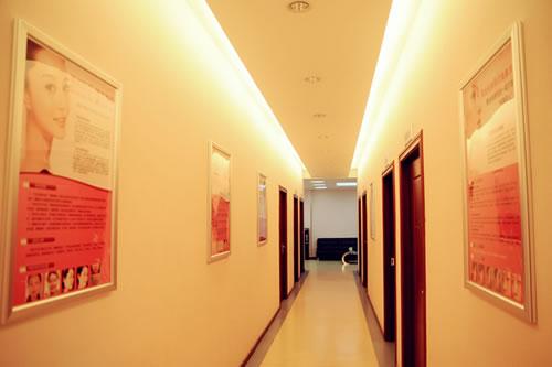 广州荔湾区医院整形走廊