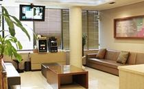 韩国妩丽整形医院大厅