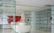 南京美贝尔整形医院荣誉展示区
