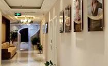 武汉德美整形医院走廊
