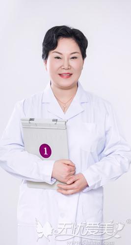 台州维多利亚激光美肤主任魏萍