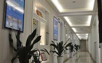 南京科发源植发医院走廊