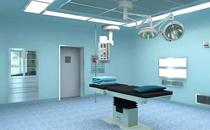 深圳南西子整形手术室