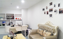 深圳南西子整形候诊室