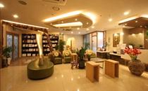 韩国李政自然美整形医院大厅