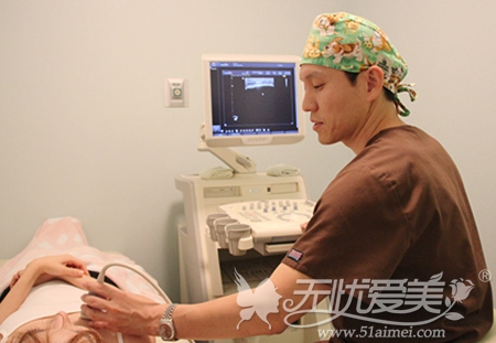 韩国麦恩自体脂肪隆胸术前检查