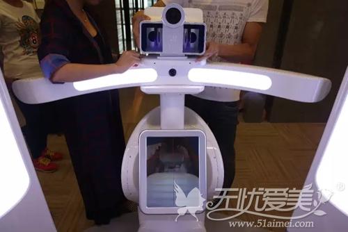 深圳艾妍达芬奇整形大师扫描装置