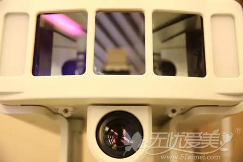 深圳艾妍达芬奇整形大师超强扫描装置