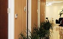 北京利美康岩之畔整形护理室走廊