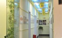 南方医科大学珠江医院整形美容外科走廊