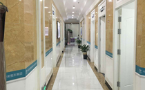 泰州华美整形医院走廊