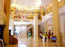 广州鸿业整形美容医院大堂