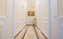 哈尔滨华美整形医院走廊