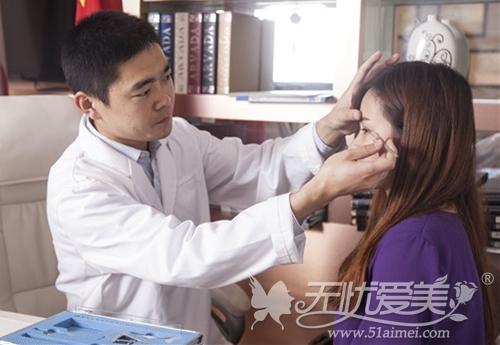 上海华美佀同帅专家的显微精准双眼皮设计