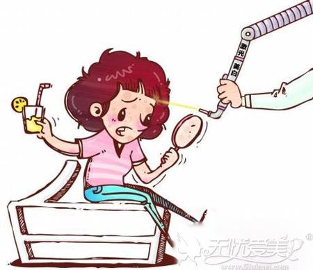 激光美白要找专业的医院及专家