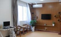 乐山达芬奇整形医院休息室