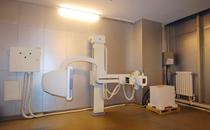 北京南加门诊部X光室