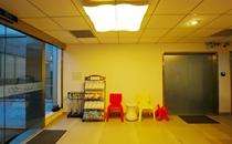 北京南加门诊部4楼候诊室