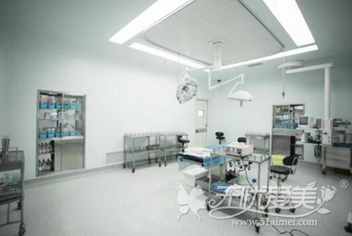 青岛伊美尔整形层流手术室