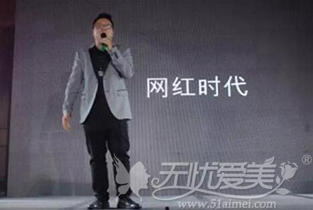 优歌传媒总经理郑敏弟先生