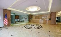 郑州伊莱美整形医院大厅