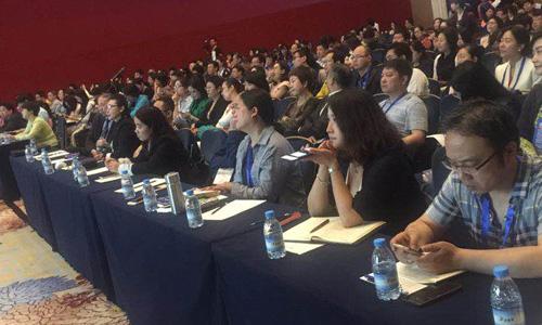 中华医学会第二十三次全国皮肤学术年会现场