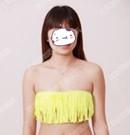 找北京丽都高超医生花37800元做假体隆胸后 摆脱了我的A罩杯
